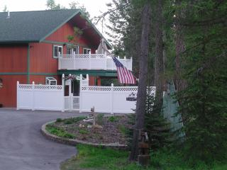 Nice House with Deck and Internet Access - Columbia Falls vacation rentals