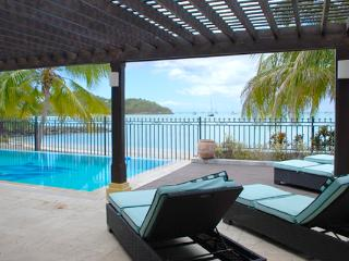 Tropical Breeze at Jolly Harbour, Antigua - Beachfront, Pool, Large Wrap-Around - Jolly Harbour vacation rentals
