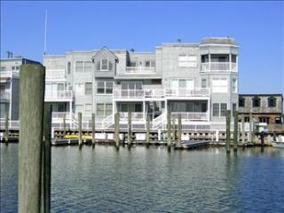 CONDO ON HARBOR WATER VIEWS 3367 - Cape May vacation rentals