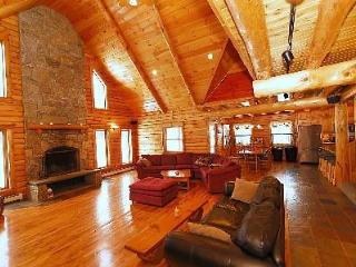 The Premier Cabin in Killington Vermont - Mount Holly vacation rentals