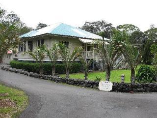 Aloha Junction Bed and Breakfast, Volcano HI 96785 - Volcano vacation rentals