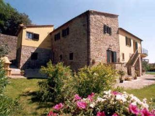 Charming 1 bedroom apartment close to Cortona - Camucia vacation rentals