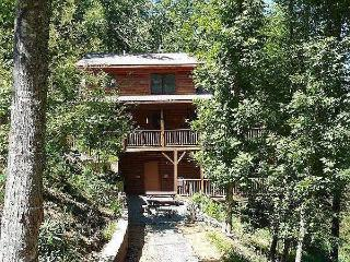 Bearfoot Hideaway Cabin-Fireplace, Firepit, Foosball & Pool Table, 3TVs NFL TKT - Boone vacation rentals