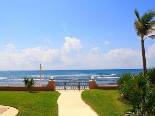 Huge Deals!! Luxury Beachfront, Ground Floor Condo - Puerto Aventuras vacation rentals