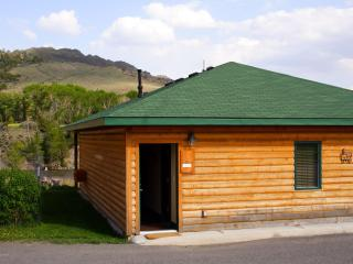 Luxurious Cabin on Yellowstone River next to Park - Gardiner vacation rentals