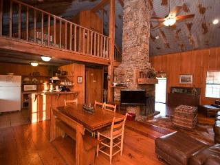 Beautiful House with Deck and A/C - Saint Joe vacation rentals