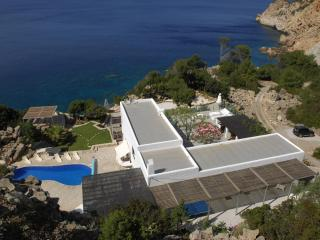 Seafront villa that sleeps up to 16 in Ibiza - San Carlos vacation rentals
