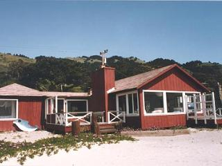 The Red House on the Beach - Stinson Beach vacation rentals