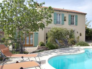 Maison Beaufort: A Sunny Garden and Vineyard Views - Saint-Andre-de-Roquelongue vacation rentals