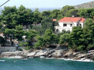 Beachfront Villa Punta Ruzmarin- life on the beach - Cove Puntinak (Selca) vacation rentals
