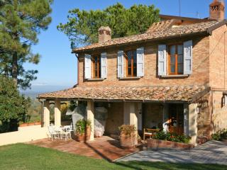 Farmhouse for Rent in Tuscany - Casa Montaione - Montaione vacation rentals