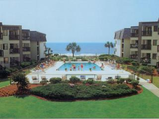 Exquisite Oceanview Condo with Balcony and Hot Tub at Ocean Forest Villas - Myrtle Beach vacation rentals