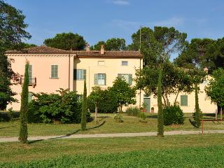 Charming apartments in historical Villa in  Dozza - San Marino vacation rentals