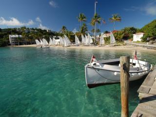 ROYAL PALMS, an elegant beachfront condo - Saint Thomas vacation rentals