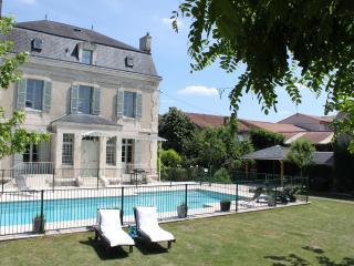 Luxury Dordogne Village Home + Pool. Walk to shops - Saint-Astier vacation rentals