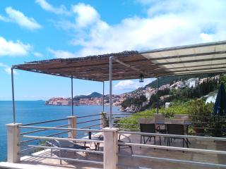 Waterfront 2bedroom condo with view of Old Town - Dubrovnik vacation rentals