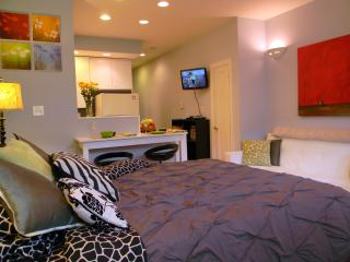 Monthly Furnished Rental: SF Noe Valley W/D Garden - San Francisco vacation rentals
