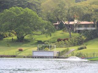 Lakefront Property on Lake Coatepeque, El Salvador - San Salvador vacation rentals