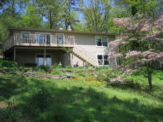 Greer's Ferry Lake View Home 4 BR - 2,114 sq. ft. - Tumbling Shoals vacation rentals