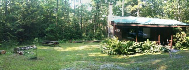 Outside View - The Keystone Camp - State College - rentals