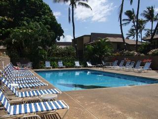 Kihei Garden Estates #B-201 Across from the beach. Great Rates!! - Kihei vacation rentals