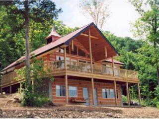 Nice 3 bedroom Cabin in Magnet with Deck - Magnet vacation rentals