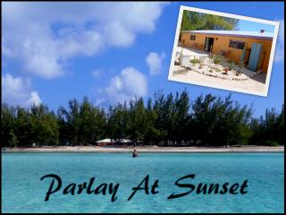 Parlay At Sunset - A Bahamian Beach House - Tarpum Bay vacation rentals