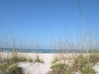 Treasure Island Gulf Front Duplex - North Side, sleeps 6, Small Dog Friendly! - Treasure Island vacation rentals