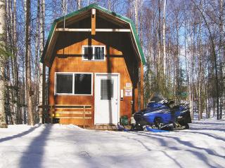 1 bedroom Cabin with Deck in Willow - Willow vacation rentals