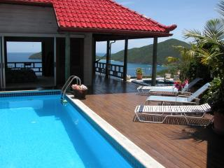 Magic Castle  2 BR Villa above  Little Bay Beach - Tortola vacation rentals