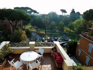 Boutique penthouse & wonderful terrace-Rome center - Rome vacation rentals