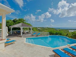LA SAVANE... comfortable, spacious 4 BR villa, great for families! - Terres Basses vacation rentals