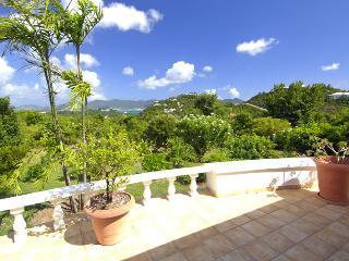LAS PALMAS...wonderful views of the ocean and Marigot, - Terres Basses vacation rentals