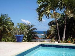 BONITA...  lovely, affordable 3BR villa overlooking Orient Bay - Orient Bay vacation rentals