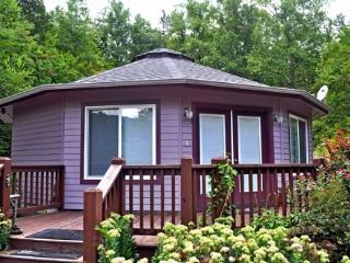 Amethyst Creek Cottage-Eco-Friendly Deltec & Writer's Paradise - Gerton vacation rentals