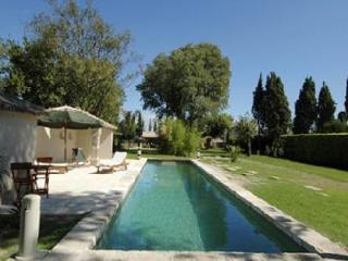 Family-Friendly Historic Farmhouse Mazet de Roussan with Private Pool, BBQ & Garden - Saint-Remy-de-Provence vacation rentals
