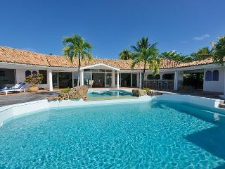 Belle Fontaine at Terres Basses, Saint Maarten - Ocean View, Large Pool, Short Drive To Beach - Terres Basses vacation rentals