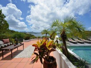 LE MAS CARAIBES... one of the most extraordinary views of the island! - Terres Basses vacation rentals