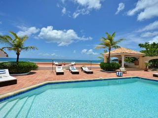 LITTLE JAZZ BIRD... Wow!! Fabulous wedding villa on stunning beach - Terres Basses vacation rentals