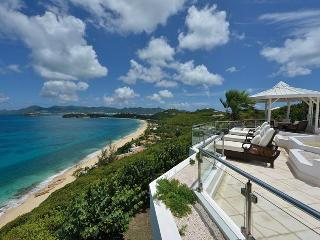 Marine Terrace at Baie Rouge, Saint Maarten - Ocean View, Pool, Privacy - Terres Basses vacation rentals