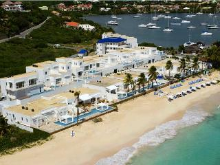 CORAL BEACH CLUB... 2 & 3 BR beach view villas just steps from beautiful - Dawn Beach vacation rentals