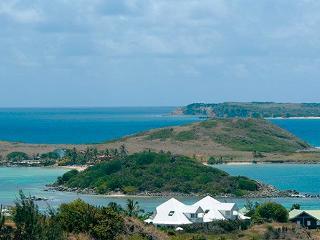 EDEN VIEW... fabulous contemporary villa overlooking Orient Bay - Orient Bay vacation rentals