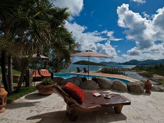 LE MAS DES SABLES... One of our favorites! Gorgeous villa with beach access... very private! - Guana Bay vacation rentals