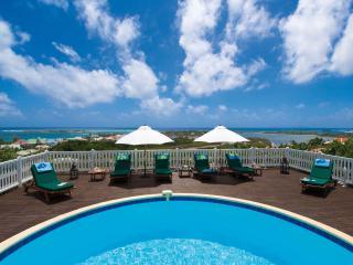 MANGO... 4 BR ... amazing views of Orient Bay await you...enjoy! - Anse Marcel vacation rentals