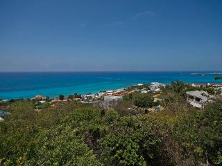 RIVIERA...  3 BR hillside villa in Pelican Key, St Maarten - Pelican Key vacation rentals