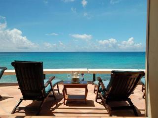 FAJA LOBIE... Great rates for a beachfront villa on Bourgeaux Bay beach, walk to Maho! - Cole Bay vacation rentals