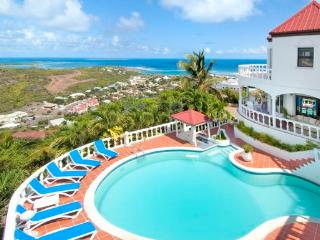 LA GRANDE VIGIE... St Maarten Villa Situated Hilltop In Oyster Pond - Oyster Pond vacation rentals