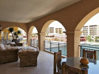 Luxurious 3 Bedroom Condo at Porto Cupecoy-  resort pool, tennis, grocery store, and more! - Cupecoy vacation rentals