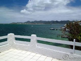 SEACHEST...spacious, full AC, gorgeous views of Simpson Bay Lagoon - Cupecoy vacation rentals