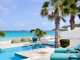 STARFISH AT CORAL BEACH CLUB...Wow! talk about beachfront luxury, it's here! - Dawn Beach vacation rentals